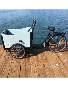 Box bike bakfiets cargo bicycle manual